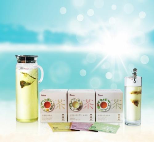물 대신 '보움' 냉차로 건강하고 시원하게 여름나기