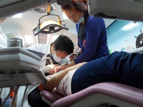 제니튼, 안산지역 어린이 무료 치과진료 실시