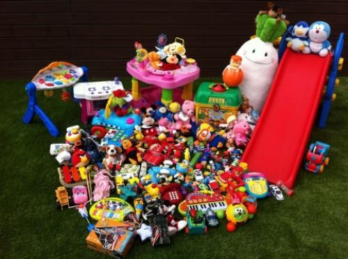 에너자이저, 희망 장난감 도서관에 소비자가 기부한 장난감과 기부금 전달