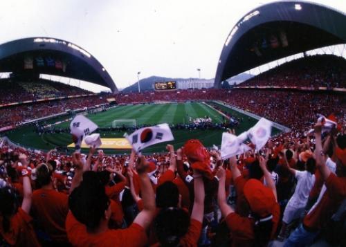 광주시, '2002 월드컵 감동의 순간' 사진전 개최